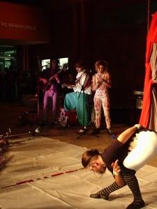 Apresentação do Circo Petit POA